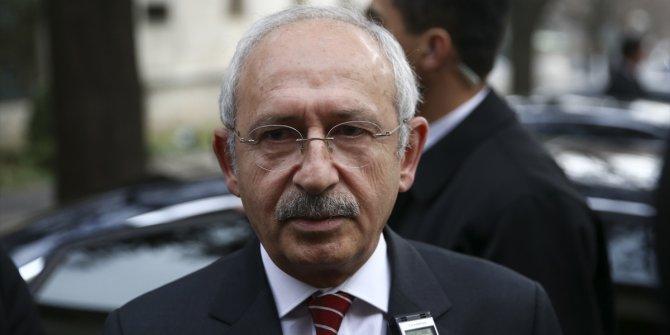 Kılıçdaroğlu'ndan Berberoğlu'nun vekilliğinin düşürülmesine ilk tepki
