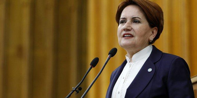 Meral Akşener'den iktidara çağrı; Akşener, çiftçilere acil destek istedi