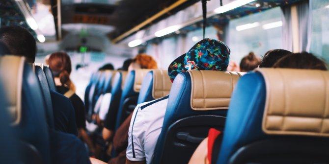 Otobüs yolculuğu yapacaklar dikkat: İşte yeni kurallar