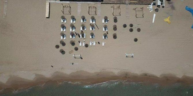 İstanbul plajlarında 'yeni normal' hazırlığı