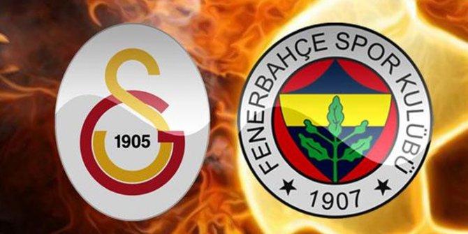 Galatasaray, Fenerbahçe'yi solladı