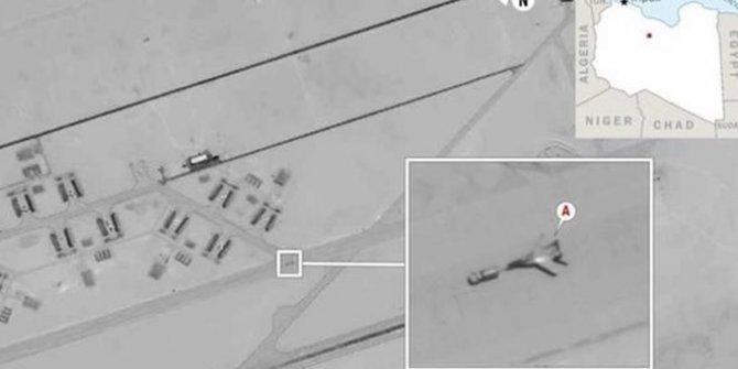 ABD'den Libya'da Rus üssü uyarısı