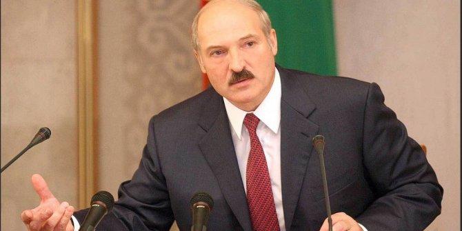 Belarus liderinden şaşırtan açıklama