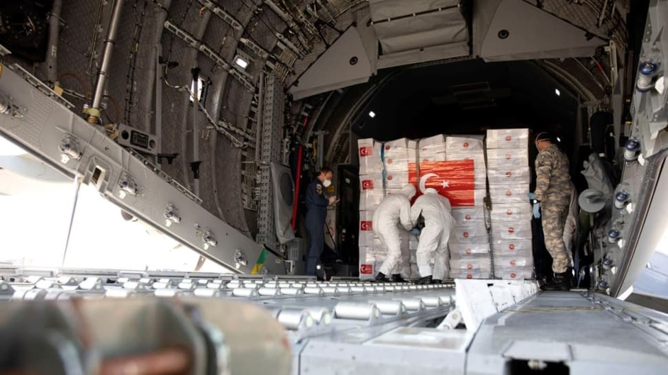 Büyükelçi duyurdu: Türkiye'den ABD'ye yardım