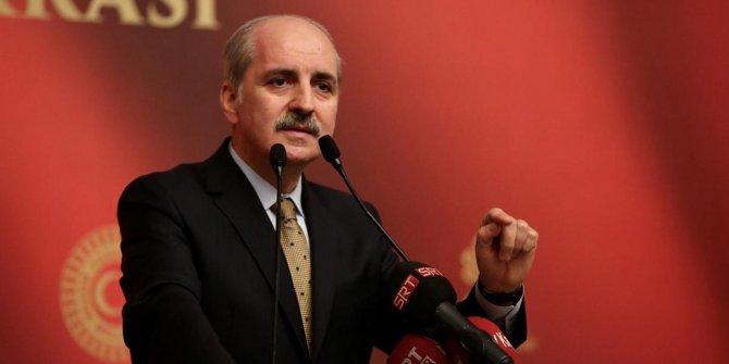 Numan Kurtulmuş'tan 'erken seçim' açıklaması