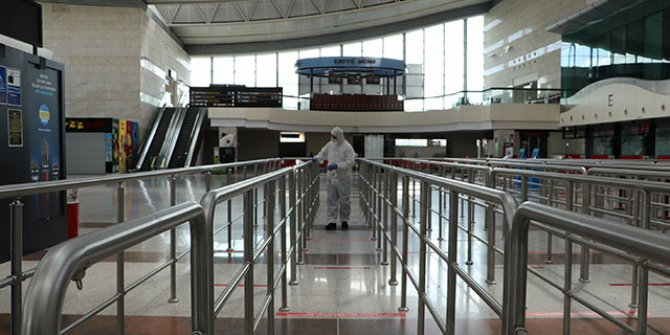 Esenboğa Havalimanı, 1 Haziran'a hazır