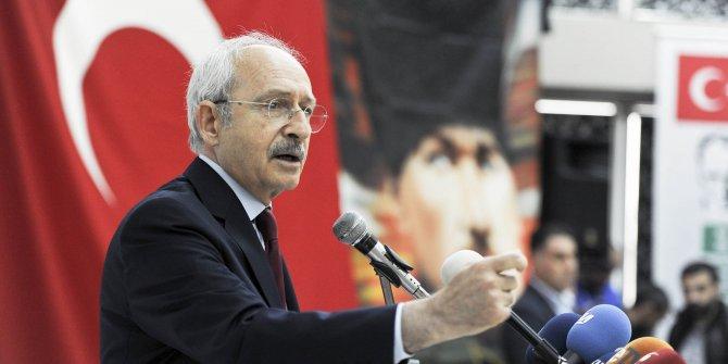 CHP lideri Kılıçdaroğlu'ndan şehitlerimiz için başsağlığı
