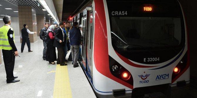 Flaş... Flaş... Marmaray ve Başkentray yarın seferlere başlıyor: 3 ay daha ücretsiz