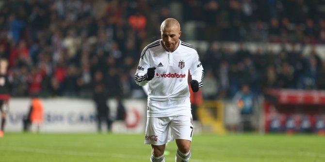 Beşiktaş'a eski yıldızından kötü haber