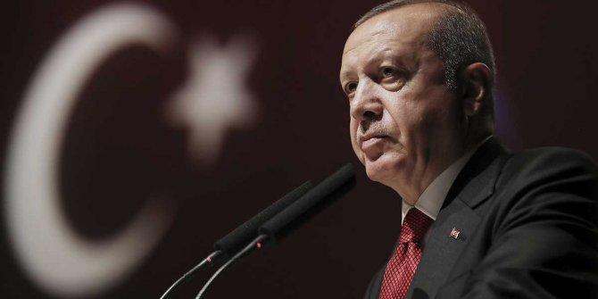 Erdoğan: Para kazanma hırsının insan hayatının önüne geçtiği tuhaf zamanlarda yaşıyoruz