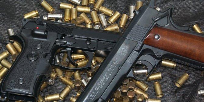 Bunun adı ruhsatsız tehlike: Türkiye'deki ruhsatsız silah sayısı şok etti!