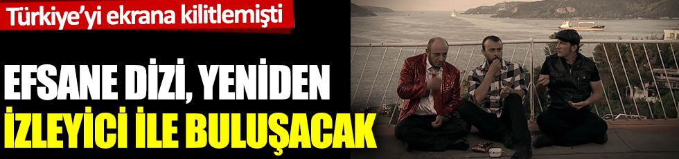 Türkiye'yi ekrana kilitlemişti: Leyla ile Mecnun geri dönüyor