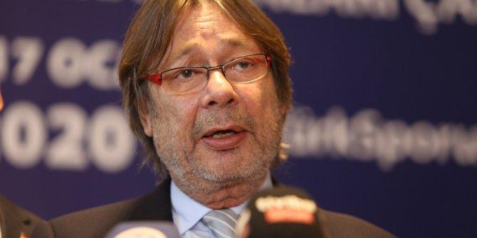 Kulüpler Birliği Başkanı Mehmet Sepil tartışmalara son noktayı koydu