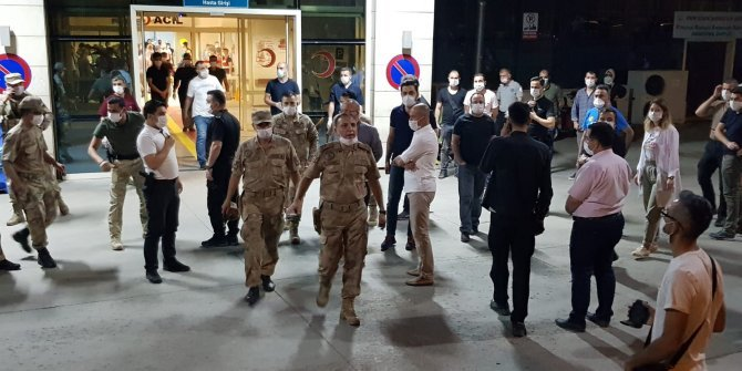 Siirt'ten acı haber 2 şehit