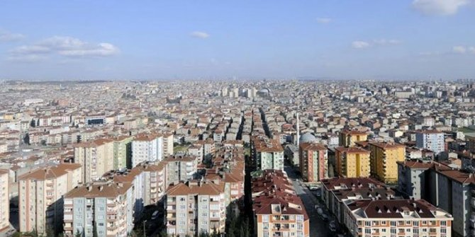 """Bağcılar'ın bir mahallesi """"riskli alan"""" ilan edildi"""