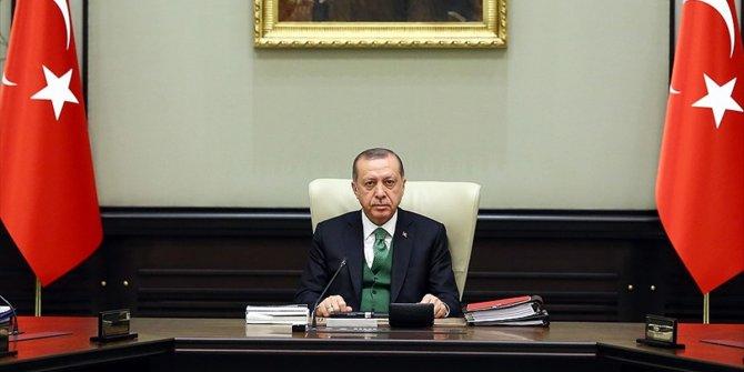 MGK 4 ay sonra Erdoğan başkanlığında toplandı