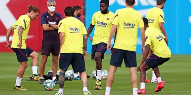 Barcelona'dan şok iddia: Virüse yakalanan futbolcuları gizlediler