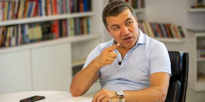 Gazeteci İsmail Küçükkaya siyasete mi atılıyor? İsmail Küçükkaya kimdir?