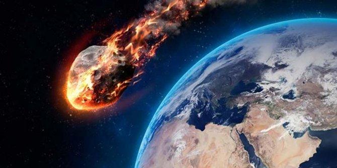 NASA'dan flaş uyarı: 'Potansiyel olarak tehlikeli' bir göktaşı Dünya'ya yaklaşıyor