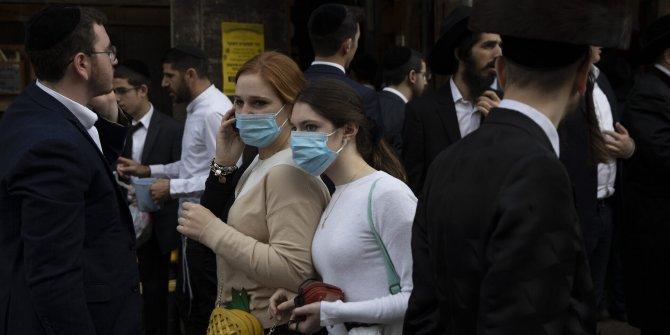 İsrail'de korona virüs vakalarında artış