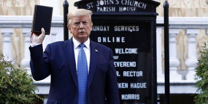 Amerika'nın papazı Trump'ı fena haşladı