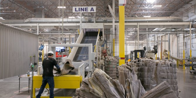 Amerikalılar satın almıştı: Türkiye'deki tekstil devi konkordato istedi