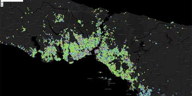 İstanbul'un en gözde yerleriydi: Korona virüs bakın nerelerde saklanıyor