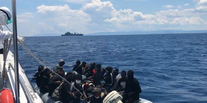 Yunanistan 85 göçmeni ölüme terk etti