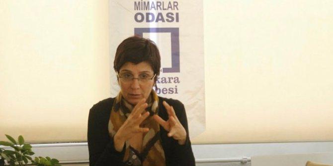 Mimarlar Odası Ankara Şube Başkanı Tezcan: Şehirlerin nefesi kesildi