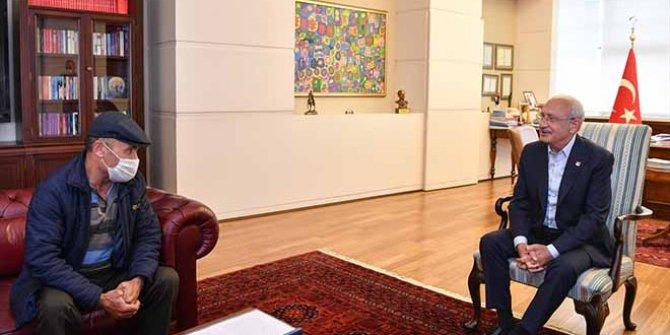 Bu misafirin, Kılıçdaroğlu için anlamı büyük: Genel merkezde 'çok özel' bir şehit babası