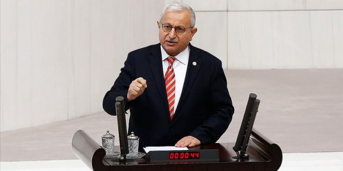 İYİ Partili Nuhoğlu: Kanal İstanbul'u konuşmak bile ayıp