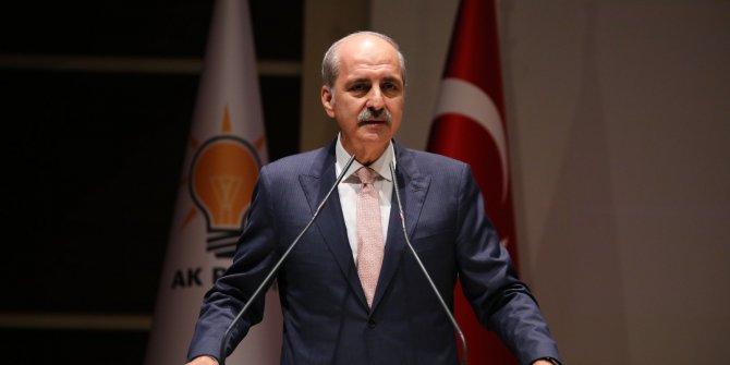 AKP'li Numan Kurtulmuş'tan flaş erken seçim açıklaması