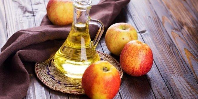 Elma sirkesi zayıflatıyor mu ?