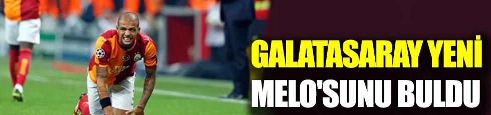 Galatasaray yeni Melo'sunu buldu!