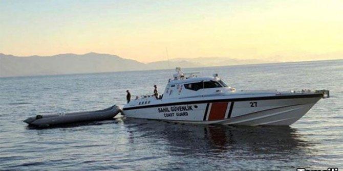 """Valilik açıkladı: """"Yunanistan, polis botumuza taciz ateşi açtı"""""""