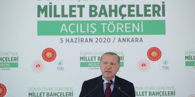 Cumhurbaşkanı Erdoğan: Sokağa çıkma yasağı tekrar gündeme gelebilir