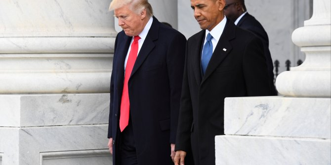 Amerika'da dengeler değişti, Trump yerine Obama sloganları atılıyor