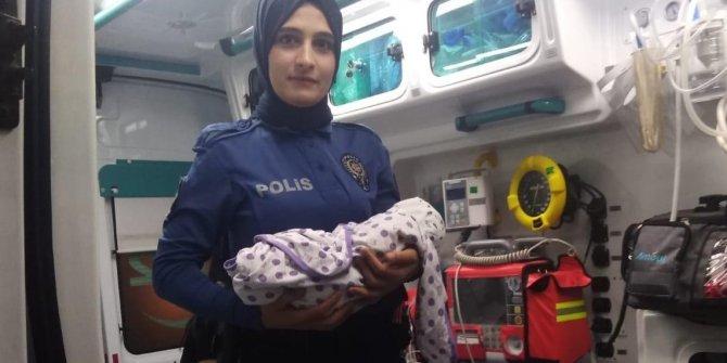 10 günlük bebeği camiye bırakıp kaçtılar