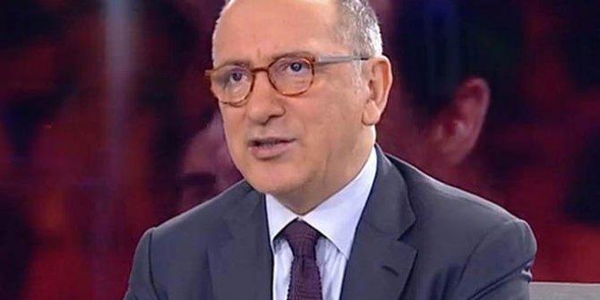 Erdoğan'ın çıkışının ardından Fatih Altaylı'dan Fahrettin Koca'ya kritik soru
