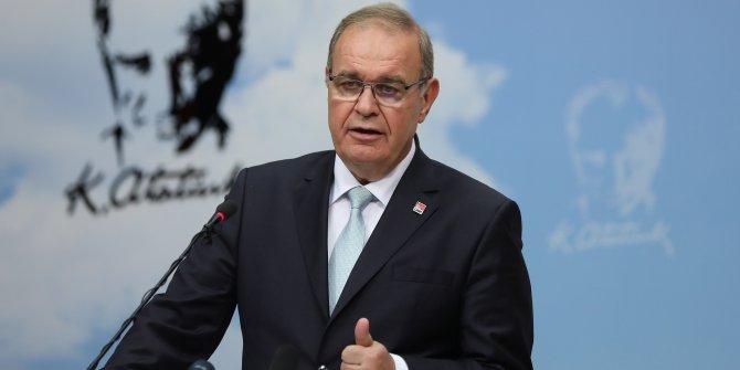 CHP'den Cumhurbaşkanı Erdoğan'a istifa çağrısı