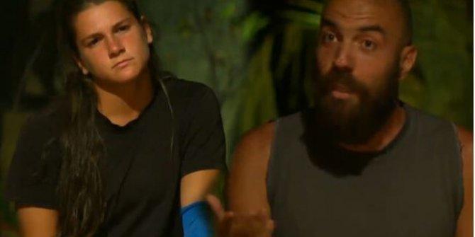"""Survivor'da şoke eden aşk itirafı: """"Bu olay tek taraflı yaşanmadı"""