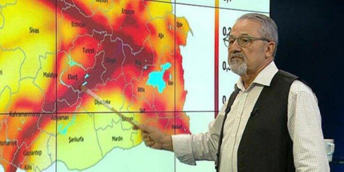 Elazığ depremini bilen profesörden korkutan açıklama... Eyvah eyvah, şakası yok!