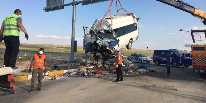 Konya'da 7 kişinin öldüğü kazada flaş gelişme