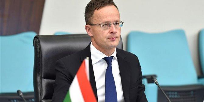 Macaristan: AB, Türkiye'ye ödeme yapsın