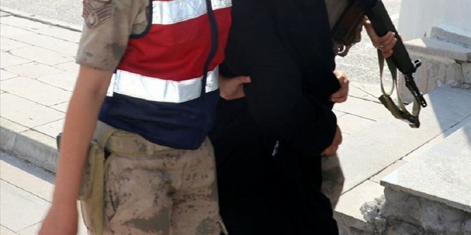 Interpol'ün aradığı IŞİD'li 4 Rus kadın, Kilis'te yakalandı