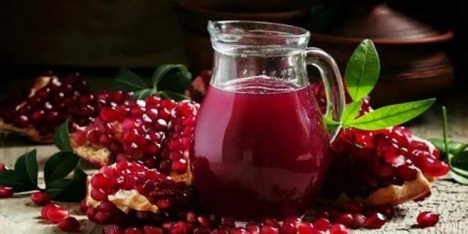 Antioksidan deposu! Bir bardak içerseniz...