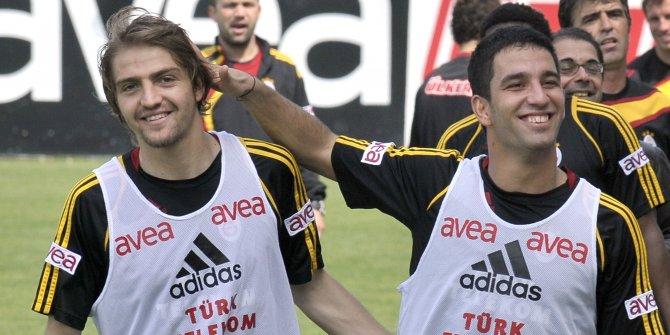 Arda Turan ve Caner Erkin Galatasaray'da bir araya geliyor
