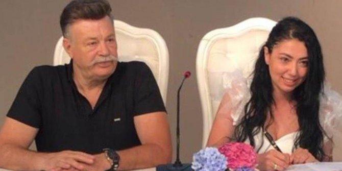 Nuri Alço, sessiz sedasız evlendi