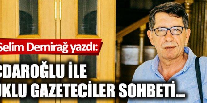 Kılıçdaroğlu ile tutuklu  gazeteciler sohbeti...