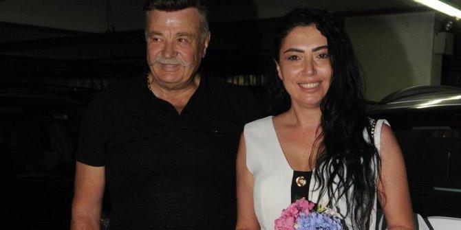 Nuri Alço 70 yaşında evlendi